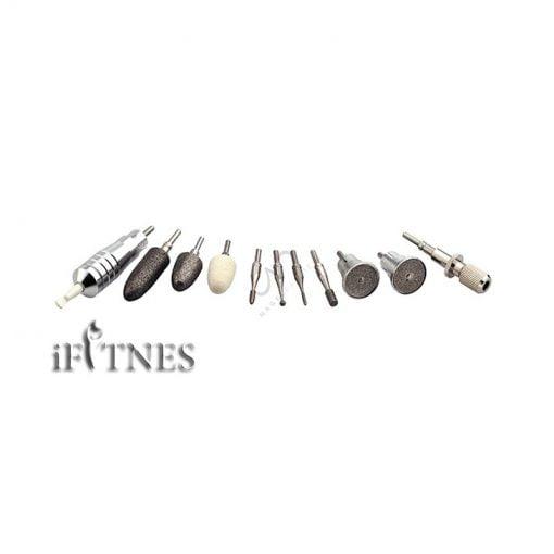 ابزار مانیکور مدیسانا medisana medistyle l. 4 دستگاه مانیکور و پدیکور مدیسانا Medistyle L