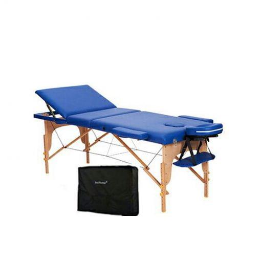 تخت ماساژ پرتابل آی فیتنس Wt321a