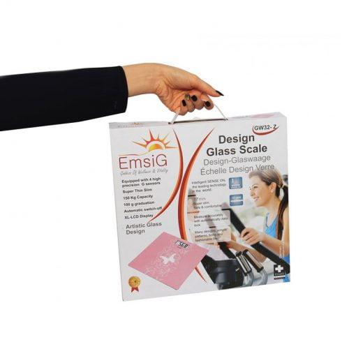 ترازو دیجیتال امسیگ EMSIG GW32 Z 2