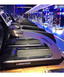تردمیل باشگاهی Treadmill MBH M002 1