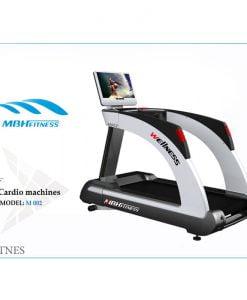 تردمیل باشگاهی Treadmill MBH M002.