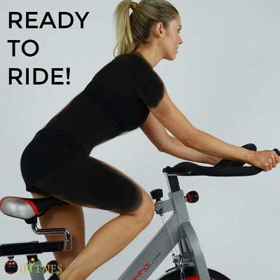 تنظیم دوچرخه ثابت قبل از شروع تمرین
