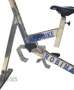دوچرخه ثابت آبی Robimax Aqua bike.