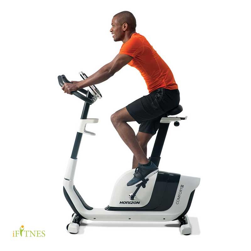 ورزش هوازی با دوچرخه ثابت