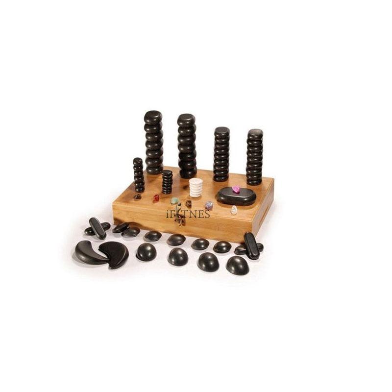 مشخصات و قیمت خرید ست سنگ ماساژ Relax H76TC