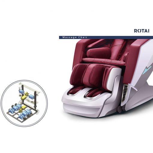 صندلی ماساژور روتای Rotai 8720.. 1 صندلی ماساژور روتای Rotai 8720