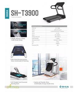 تردمیل شوا Shua SH-T3900