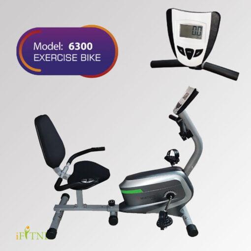 مشخصات و قیمت خرید دوچرخه ثابت ای ام اچ فیتنس EMH6300