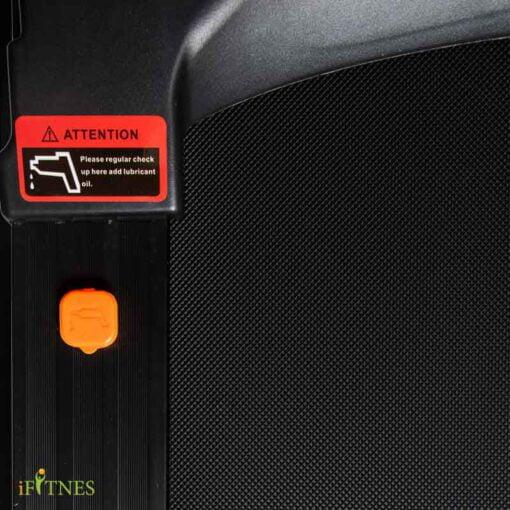 مشخصات تردمیل فرش وی FW401