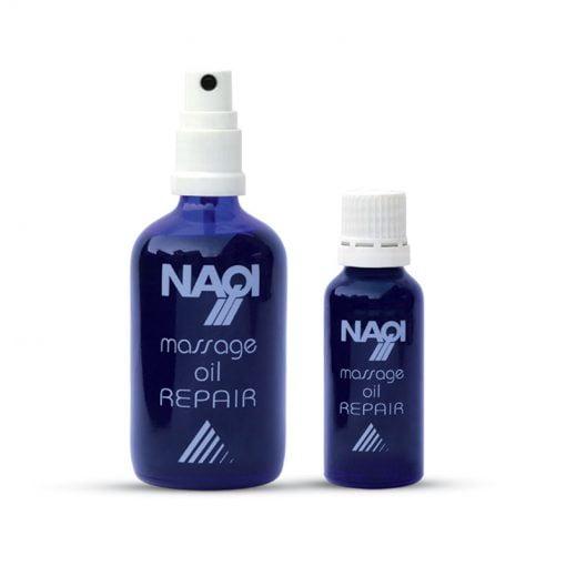 NAQI MASSAGE oil روغن ماساژ ترمیم کننده