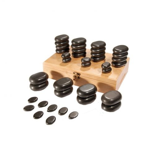 Set of 36 massage stones 1