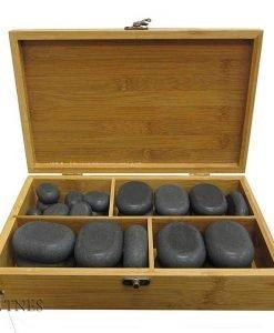 Set of 36 massage stones 3