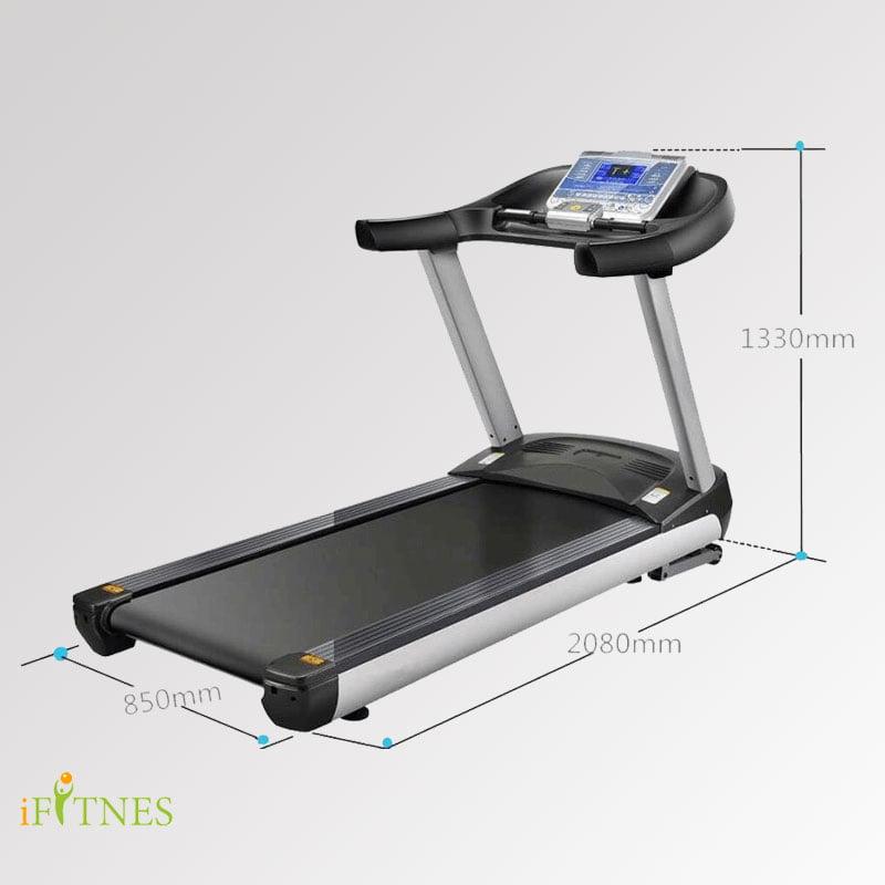 مشخصات و قیمت خرید تردمیل فلکسی فیت Flexi Fit C-900S