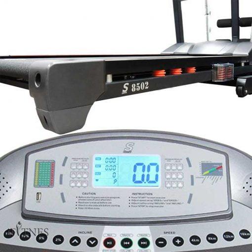 Treadmill sportec 8502 تردمیل خانگی اسپرتک-Treadmill sportec 8502