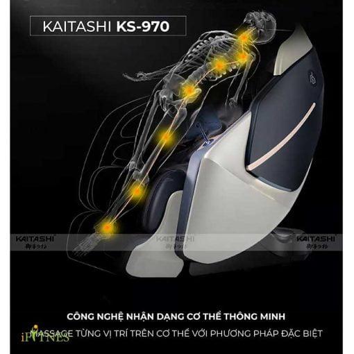 مشخصات صندلی ماساژ زنیت مد KS 970