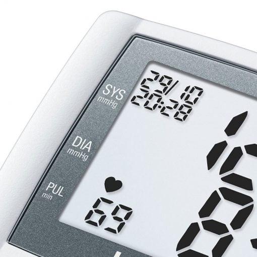 blood pressure bc30 beurer.2jpg فشارسنج مچی بیورر BC30