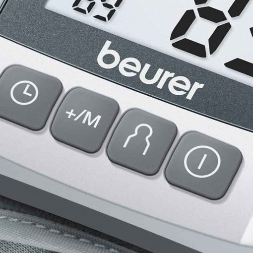 blood pressure bc30 beurer.4jpg فشارسنج مچی بیورر BC30