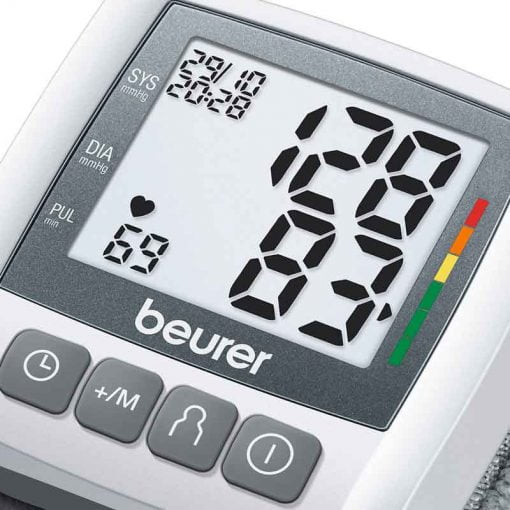 blood pressure bc30 beurer5 فشارسنج مچی بیورر BC30