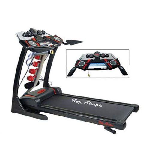 top shap treadmill 6550 تردمیل موتوری با شیب برقی۶۵۵۰